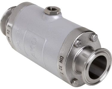 Pinch Valves – with Sanitary Connections